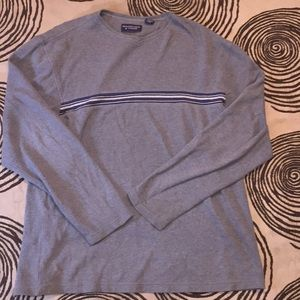 Men's roundtree Yorke size L long sleeve sweater